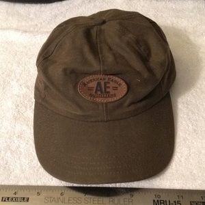 American Eagle cap Olive green